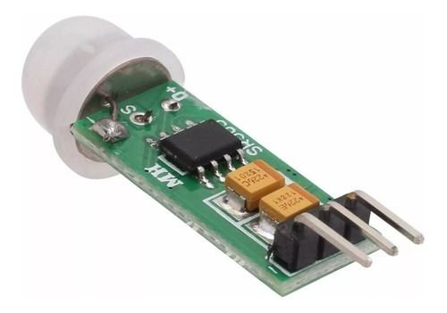 Mini Sensor De Movimento Presença Pir Hc-sr505 Arduino