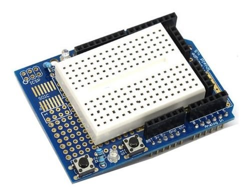 Shield Placa De Protótipo Syb-170 Protoboard Arduino