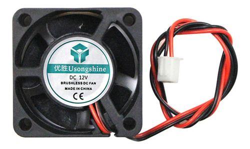 Cooler Ventoinha P/ Impressora 3d 40x40x20mm 12v