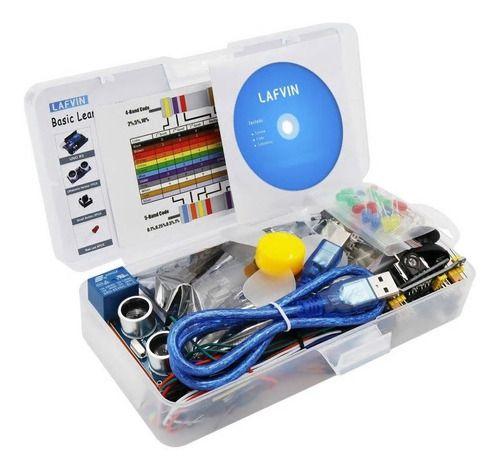 Lafvin Basic Starter Kit P/ Arduino Uno R3 Mega2560 Tutorial