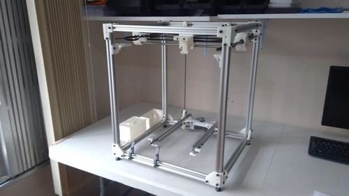 Kit Frame Impressora 3d Cube P/ Montar - Hypercube