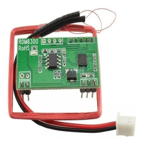 Leitor De Cartão Rfid 125khz Rdm6300 Serial Ttl Arduino