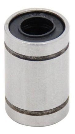 Rolamento Linear Lm6uu 6mm 6x12x19mm Impressora 3d