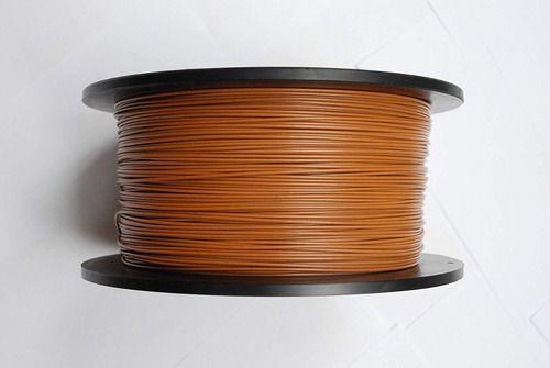 Filamento Abs 1kg Cor Marrom Claro Impressora 3d