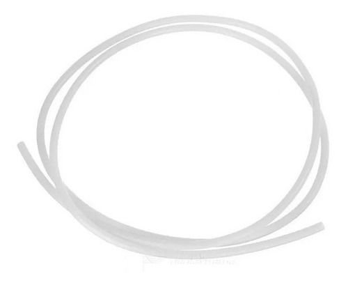 Tubo Ptfe Teflon 2x3mm Filamento 1,75mm 1metro Impressora 3d
