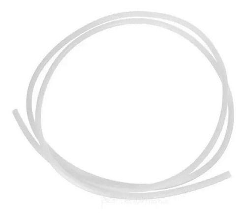 Tubo Ptfe Teflon 2x4mm Filamento 1,75mm 1metro Impressora3d