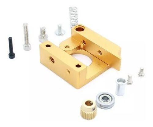 Extrusora Mk8 Para Filamento 1.75 Alumínio Direita