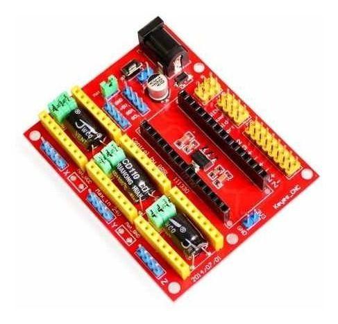 Cnc Shield V4 Para Placa Nano Arduino