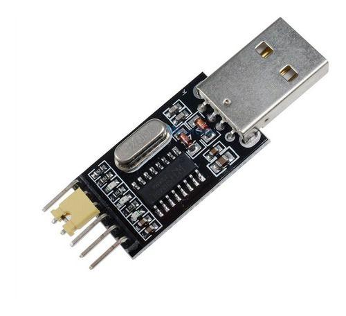 Módulo Conversor Usb Serial Ttl Ch340 Ch340g Arduino