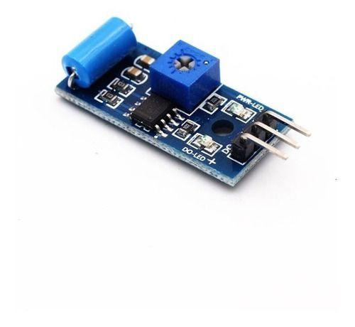 Módulo Sensor De Vibração Sw-420