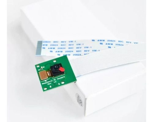 Módulo Câmera P/ Raspberry Pi 5mp C/ Cabo Flat
