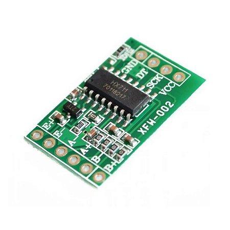 Sensor Carga Hx711 Célula Peso Balança
