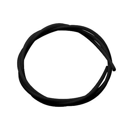 Tubo Ptfe Teflon 2x4mm Filamento 1,75mm 1m Preto