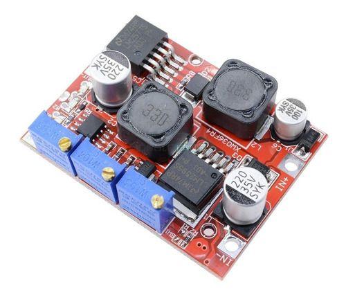 Regulador De Tensão Step Buck Lm2577s Dc-dc Lm2596s 15w 3a