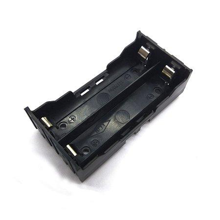 Suporte Bateria 18650 P/ 2 Bateria