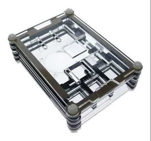 Case 9 Camadas P/ Raspberry Pi 3 B+