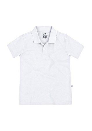 Camisa Pólo Básica Infantil Menino