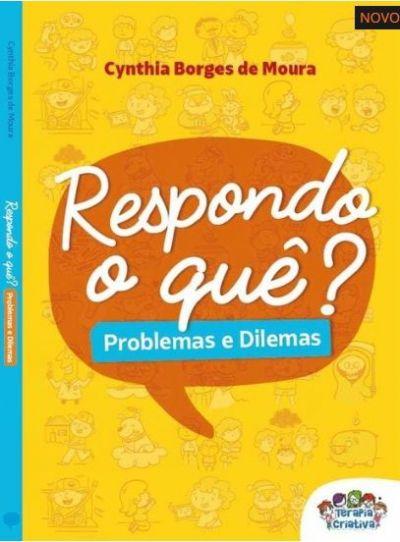 Livro Respondo o Quê?