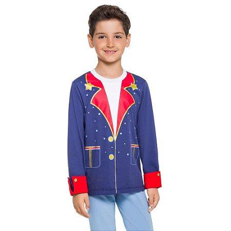 Pijama Longo Teen Azul