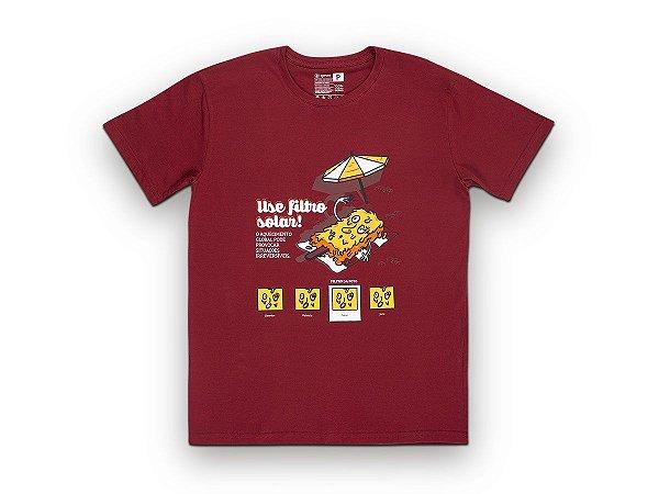 Camiseta Sustentável - Unissex Filtro Solar