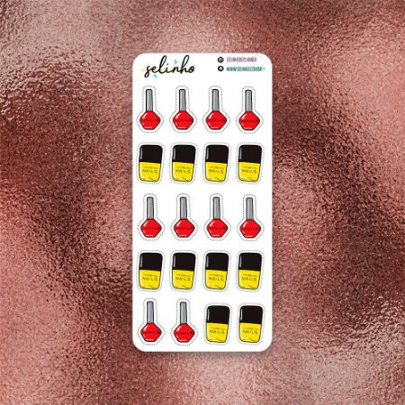Chibi - Nails