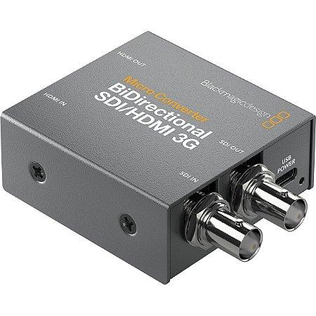 Blackmagic Design Micro Converter BiDirecional SDI / HDMI 3G