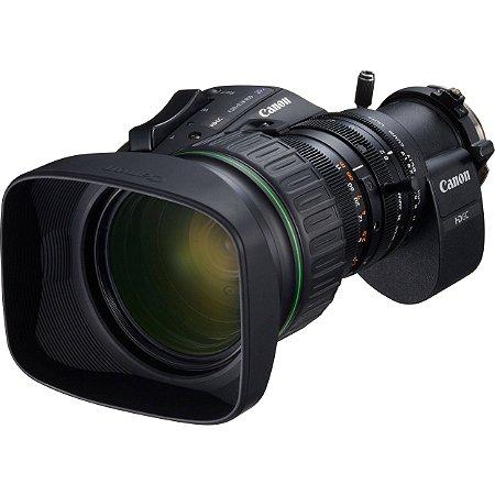 Canon KJ20x8.2B Portable 20x HD Lens with 2x Zoom Extender