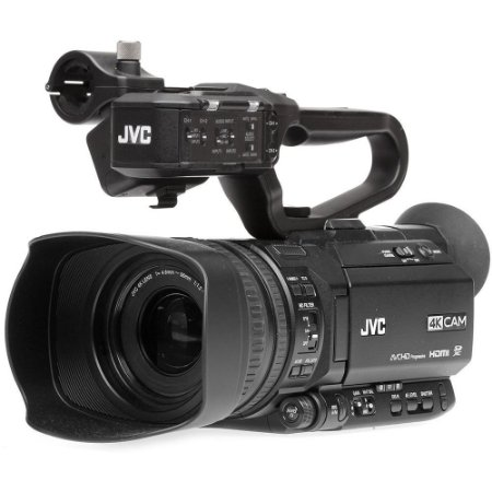JVC GY-HM250 UHD 4K Streaming Camcorder