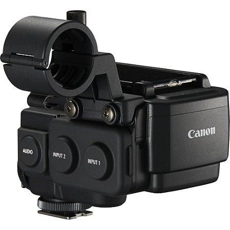 Canon MA-400 adaptador de microfone para filmadoras EOS C300 Mark II e XC15