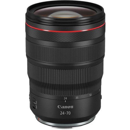 Canon RF 24-70mm f / 2.8L IS USM