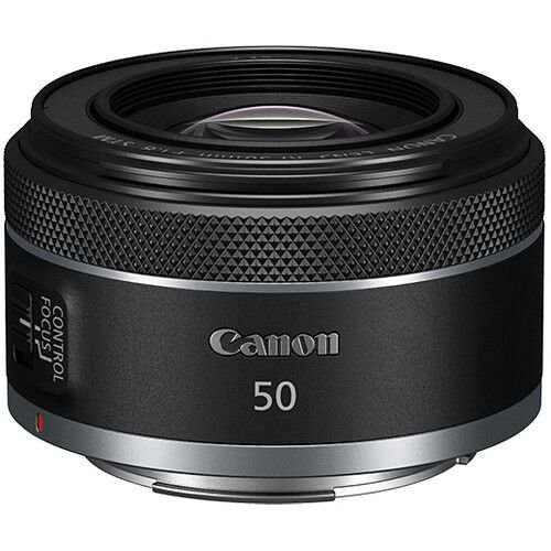 Canon RF 50mm f / 1.8 STM