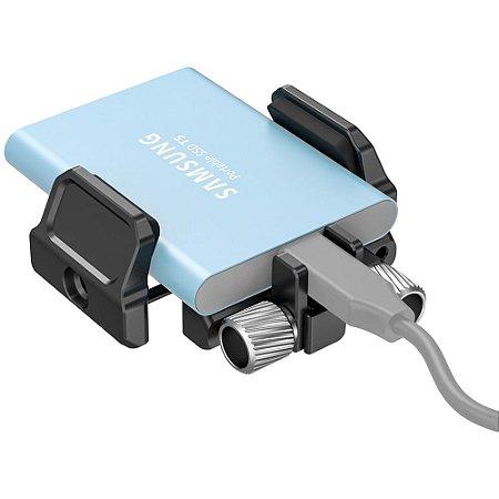 SmallRig suporte universal para SSD externo