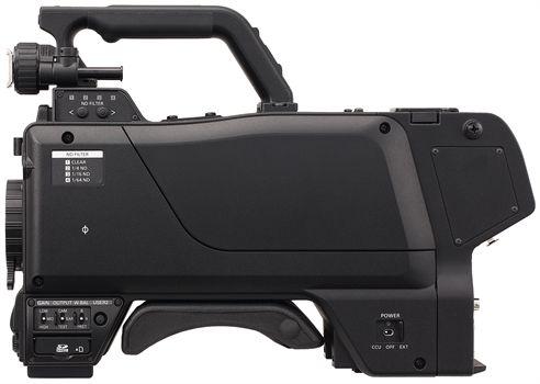 "Panasonic AK-HC3800 2/3"" HD"