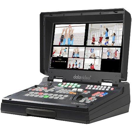 Estúdio Móvel datavideo HS-2200