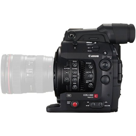 Canon Cinema EOS C300 Mark II Camera Camcorder