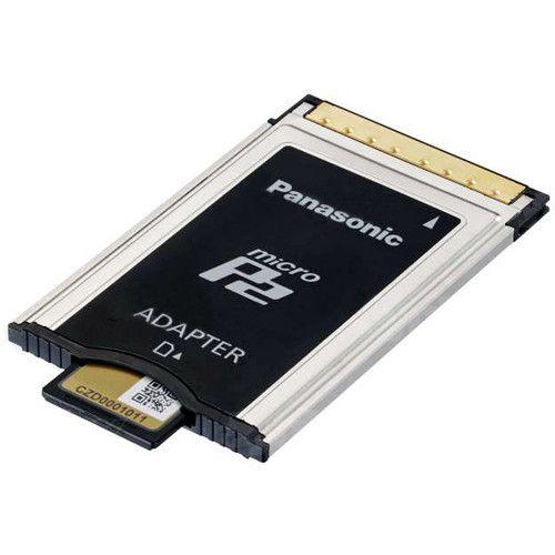 Panasonic AJ-P2AD1G adaptador de cartão de memória microP2
