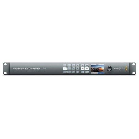 Blackmagic Design Smart Videohub CleanSwitch 12 x 12 6G-SDI