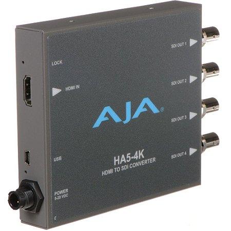 AJA HA5-4K HDMI to SDI Mini-Converter