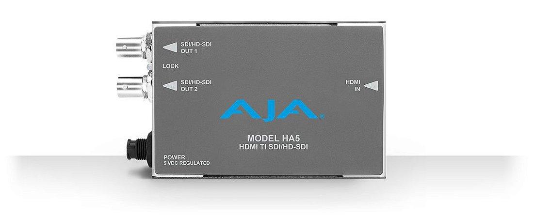 AJA HA5 HDMI to SD/HD-SDI Mini Converter