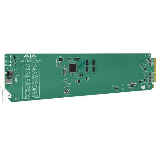 AJA OG-2x4-SDI-DA AD 2x4 3G-SDI com Reclocking