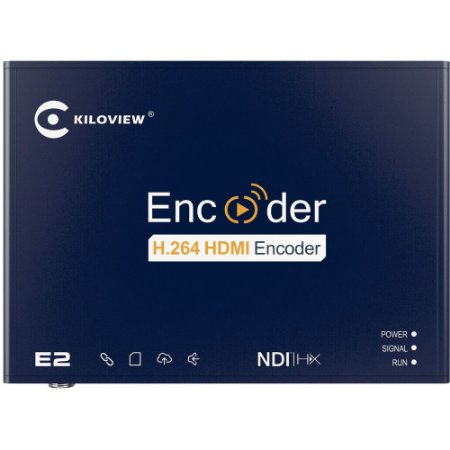 Encoder Kiloview E2 HDMI para NDI HX