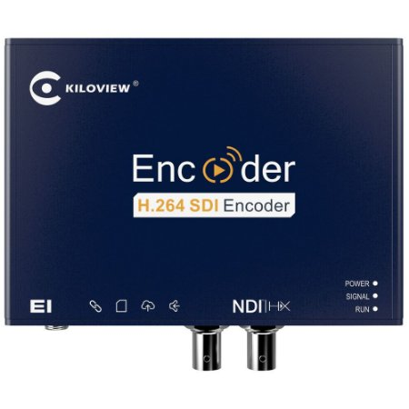 Encoder Kiloview E1 SDI para NDI HX