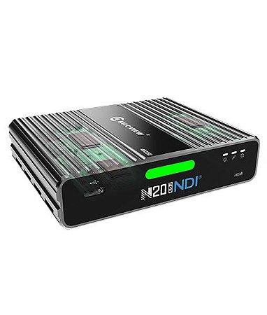 Codificador e  decodificador Kiloview N20 Full NDI 4K