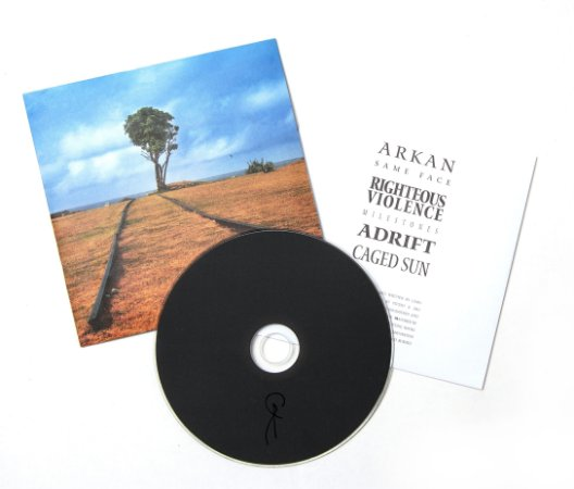 CD ACID TREE - DEMO ARKAN (2014)