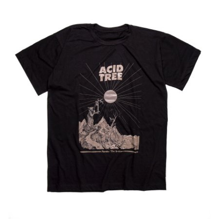 CAMISETA ACID TREE AWAKE THE IRON (2019)