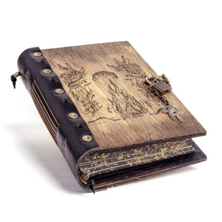 CADERNO MEDIEVAL ACID TREE ARKAN