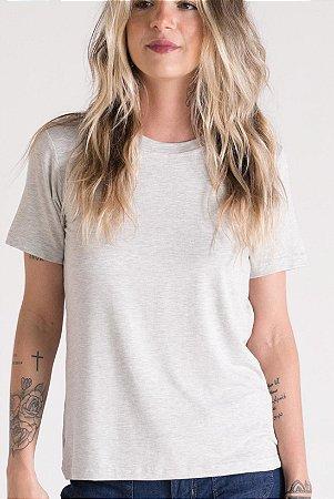 T-Shirt Gola O Mescla Clara