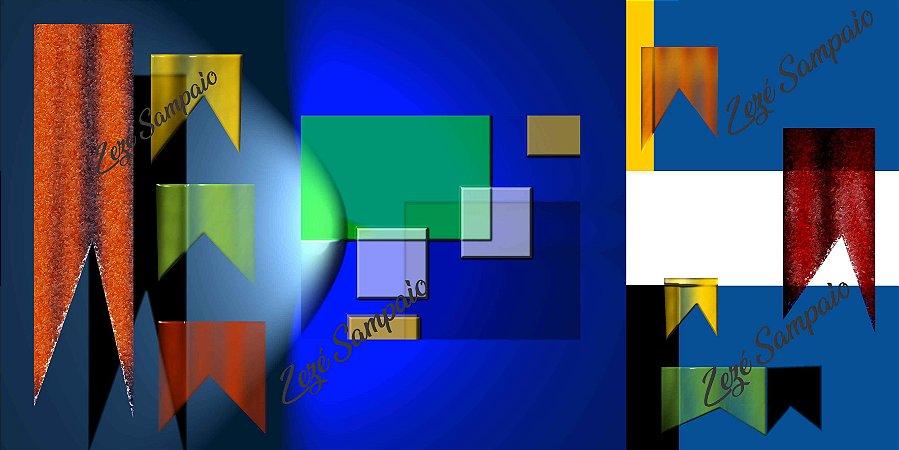 2001 - Simplesmente Bandeiras