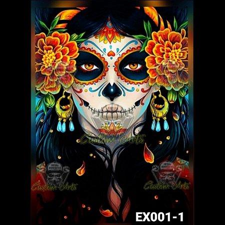 PELÍCULA EXCLUSIVA - EX001 - Tamanho A4