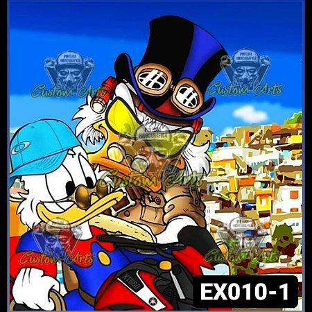 PELÍCULA EXCLUSIVA - EX010 - Tamanho A4
